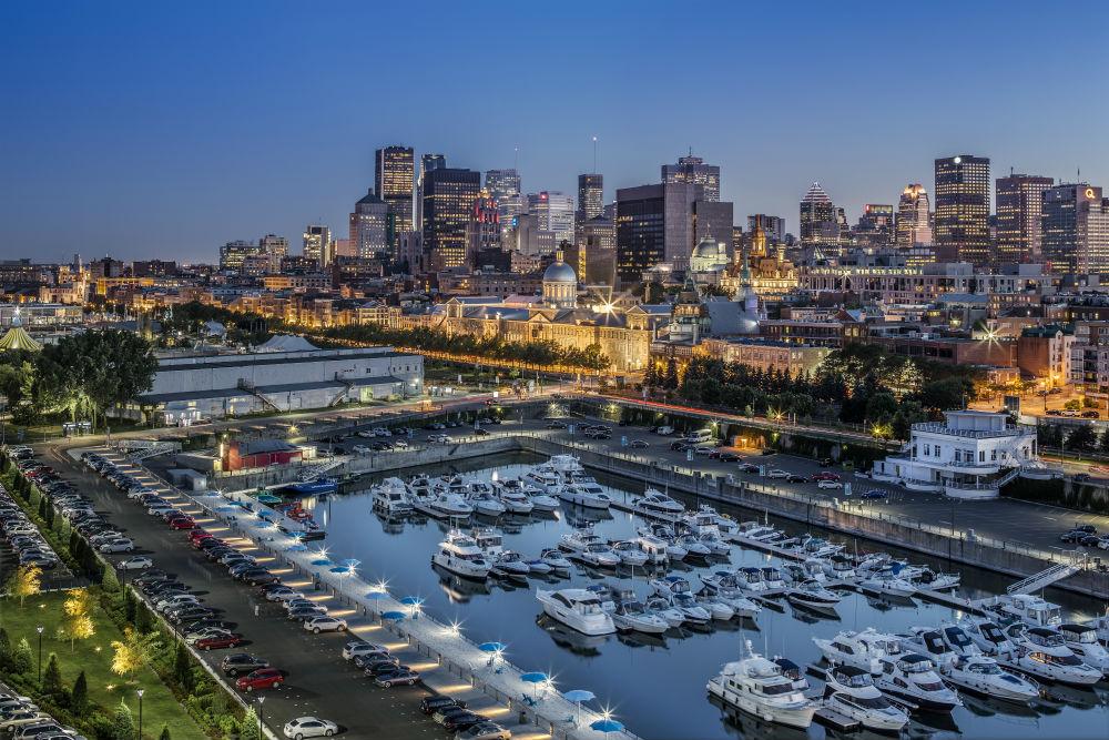 Le meraviglie di Montréal