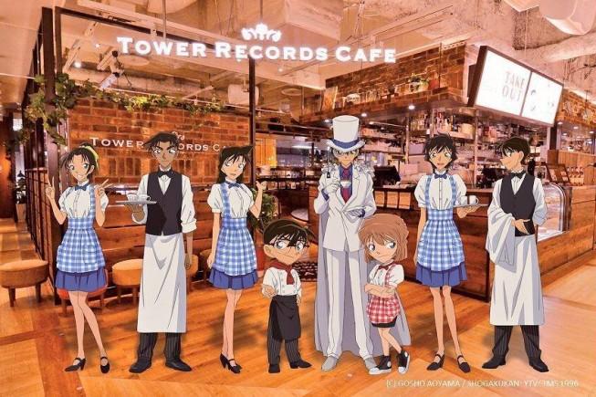 ©Detective Conan Cafe