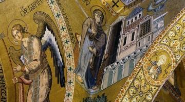 Maria Andaloro sovrintendente di palazzo dei normanni
