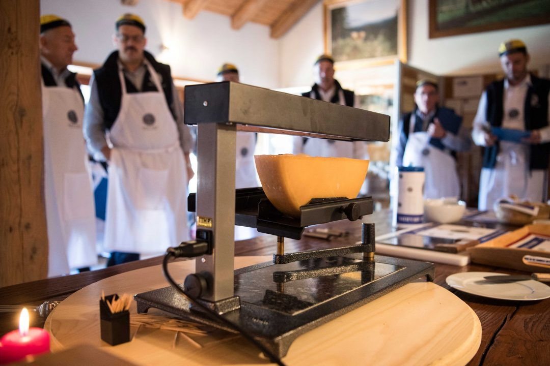 Swiss Cheese Awards sul lago di Joux
