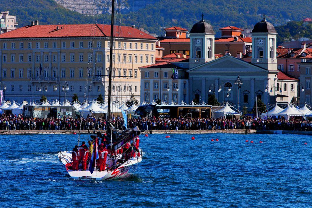 A Trieste per la Barcolana