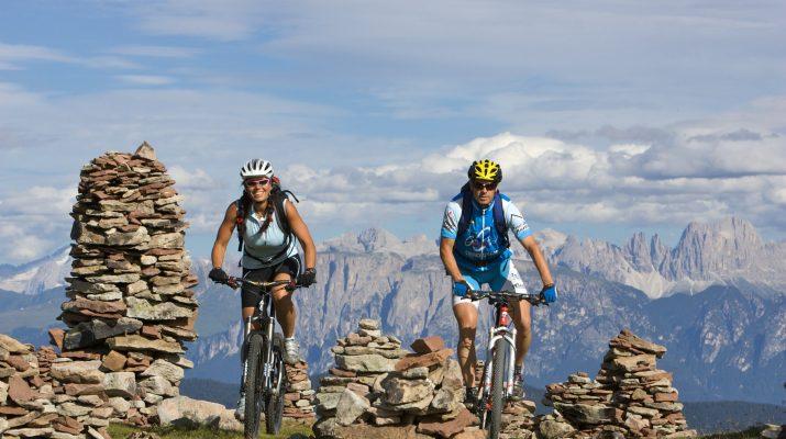 Foto In bici in Alto Adige, tra vette e vigneti