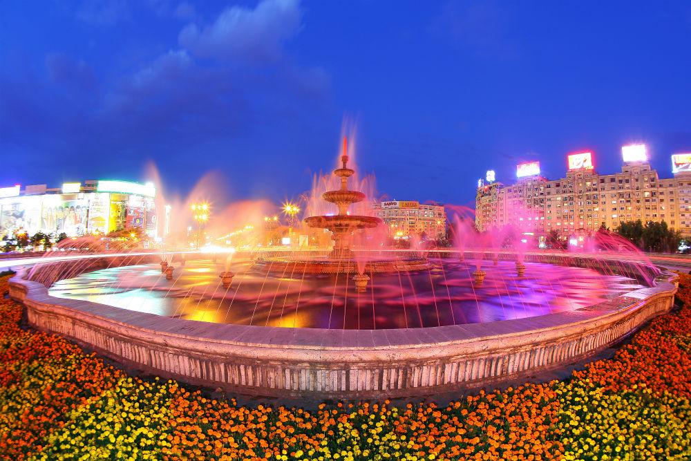 Bucarest, la Romania più vivace