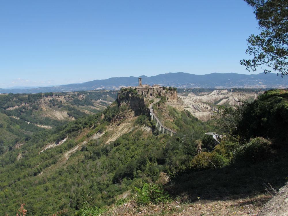 Civita di Bagnoregio: bellezza fragile