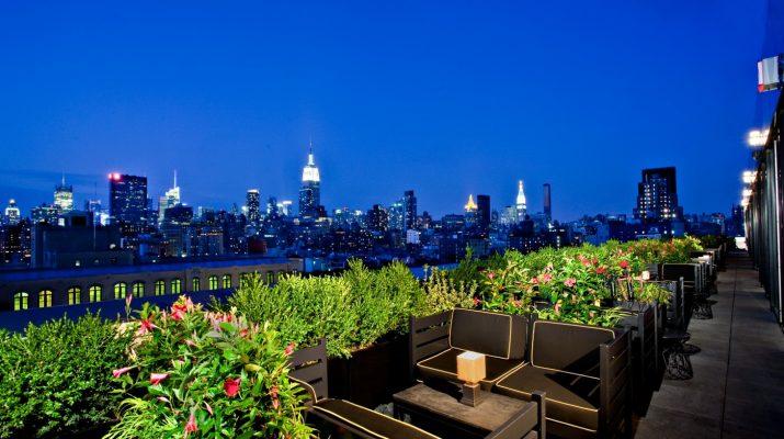 Foto Sui tetti di New York