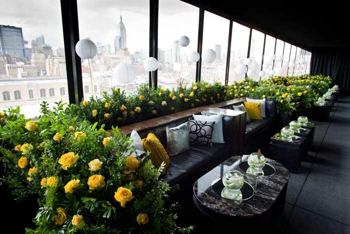 Sui tetti di New York