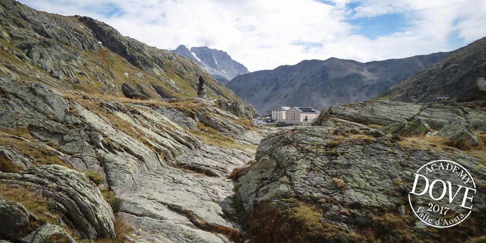 La Via Francigena: il primo tratto italiano in Valle d'Aosta
