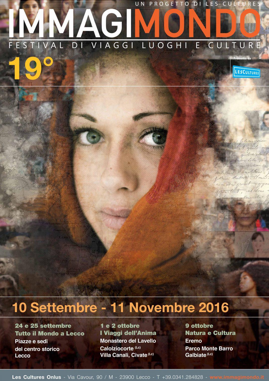 Immagimondo, Festival di viaggi, luoghi e culture