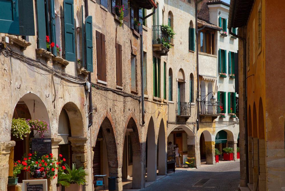 Asolo, meraviglia del Veneto