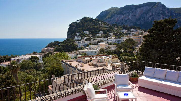 Foto Capri, ancora voglia di mare