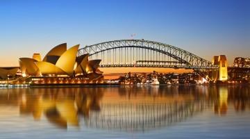 1 – Sydney Harbour Bridge