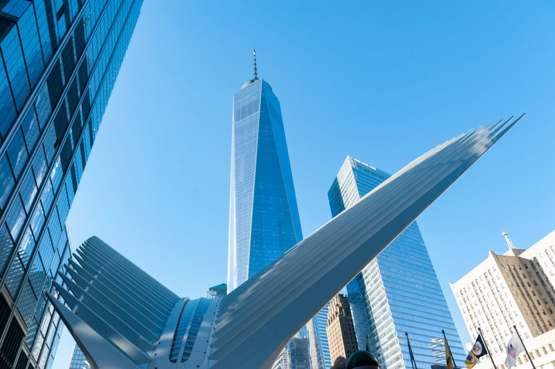 New York: Lower Manhattan cambia volto