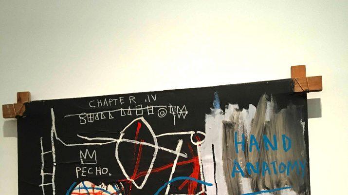 Foto Jean-Michel Basquiat in mostra a Milano