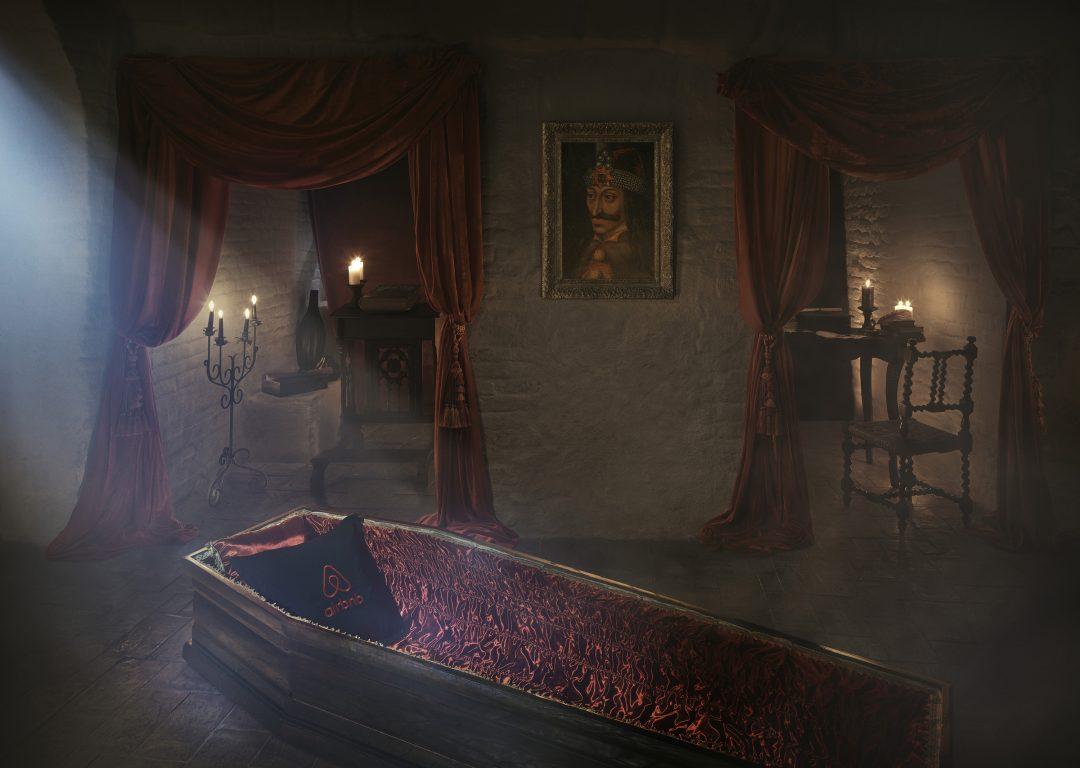 Halloween da paura: dal castello di Dracula alle case stregate