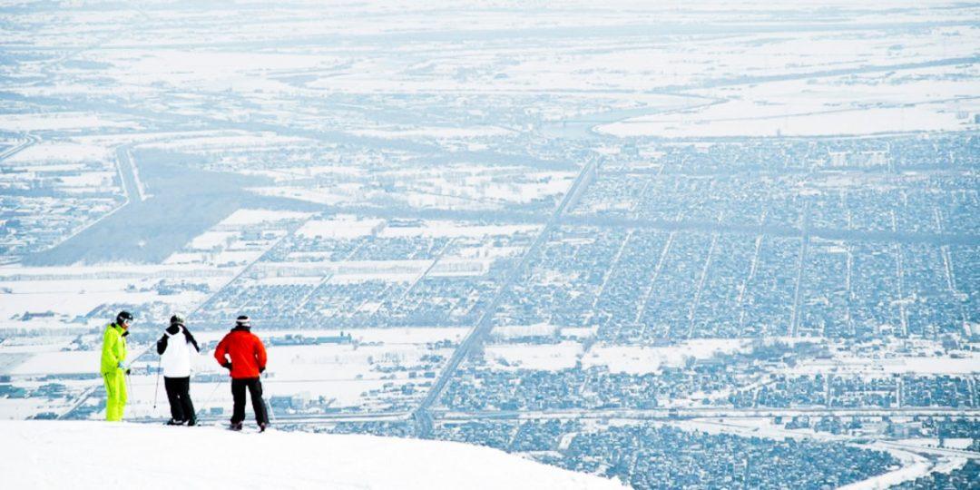 Sciare in Giappone: il meglio