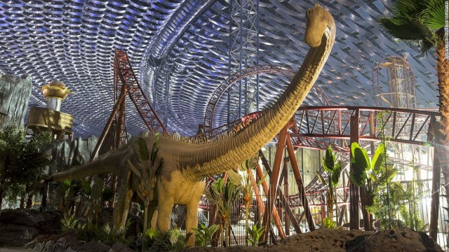 Dubai: le  10 nuove attrazioni da non perdere