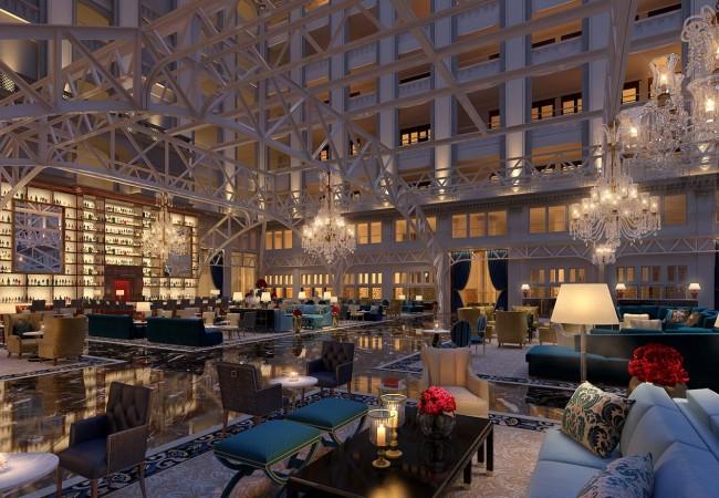 Ufficio Nuovo Hotel : Donald trump: dagli hotel alla casa bianca tutti i luoghi del