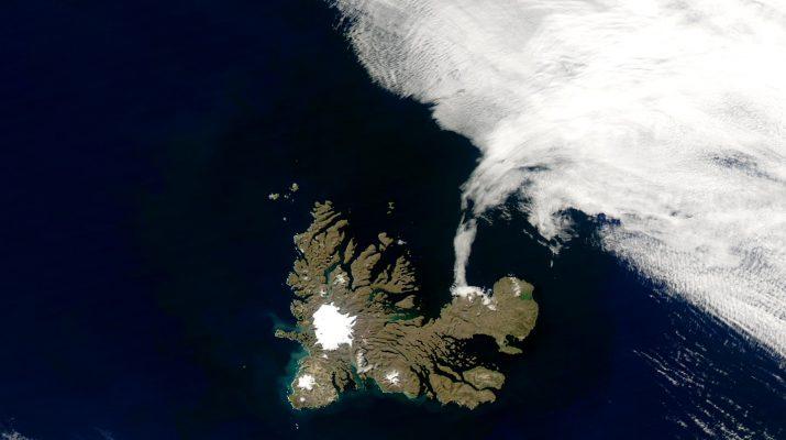 Foto I posti più remoti della Terra visti dallo spazio