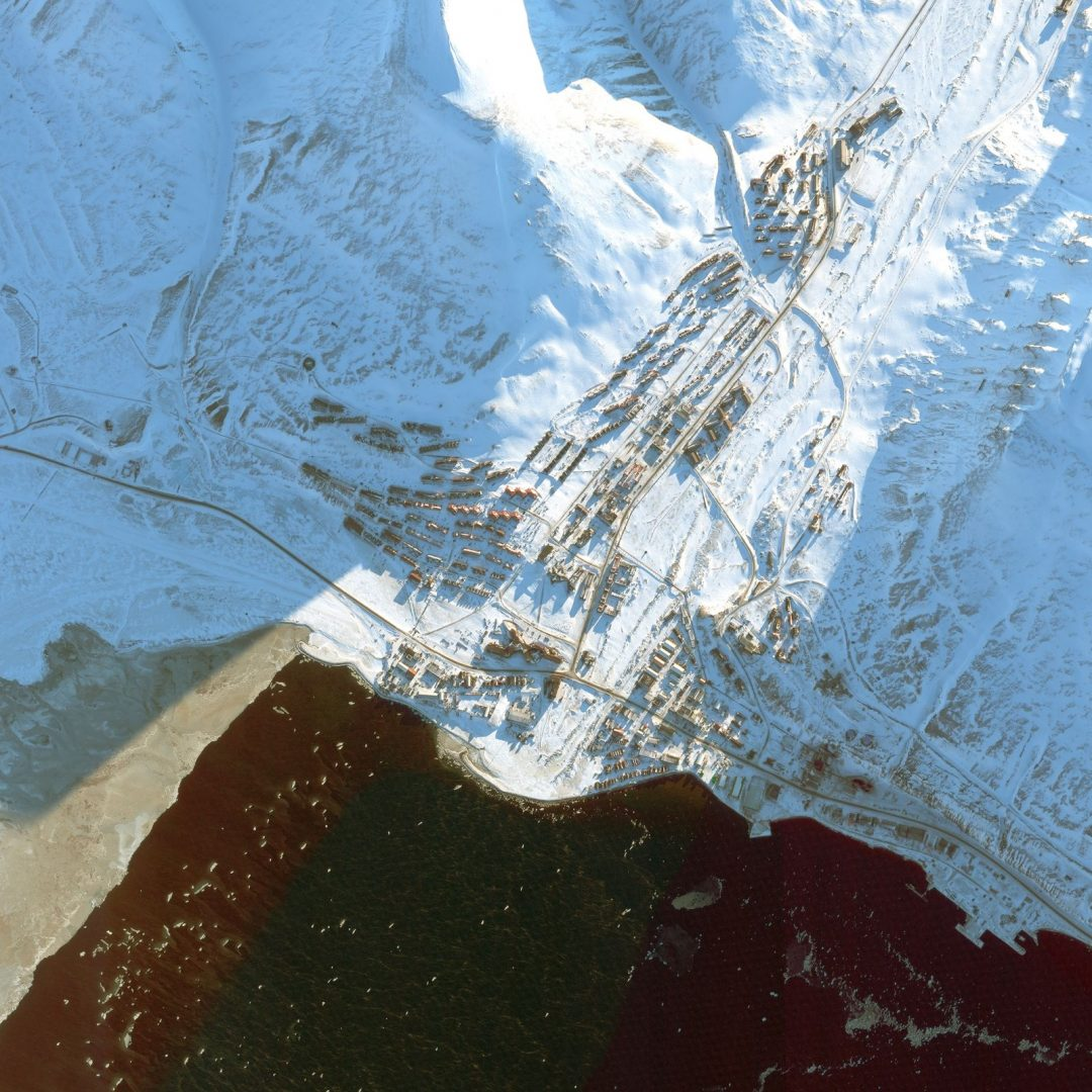 I posti più remoti della Terra visti dallo spazio