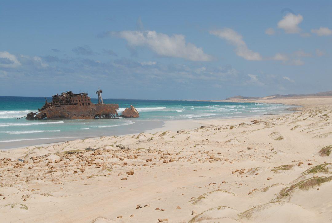 Capo Verde in inverno, tra mare e deserto