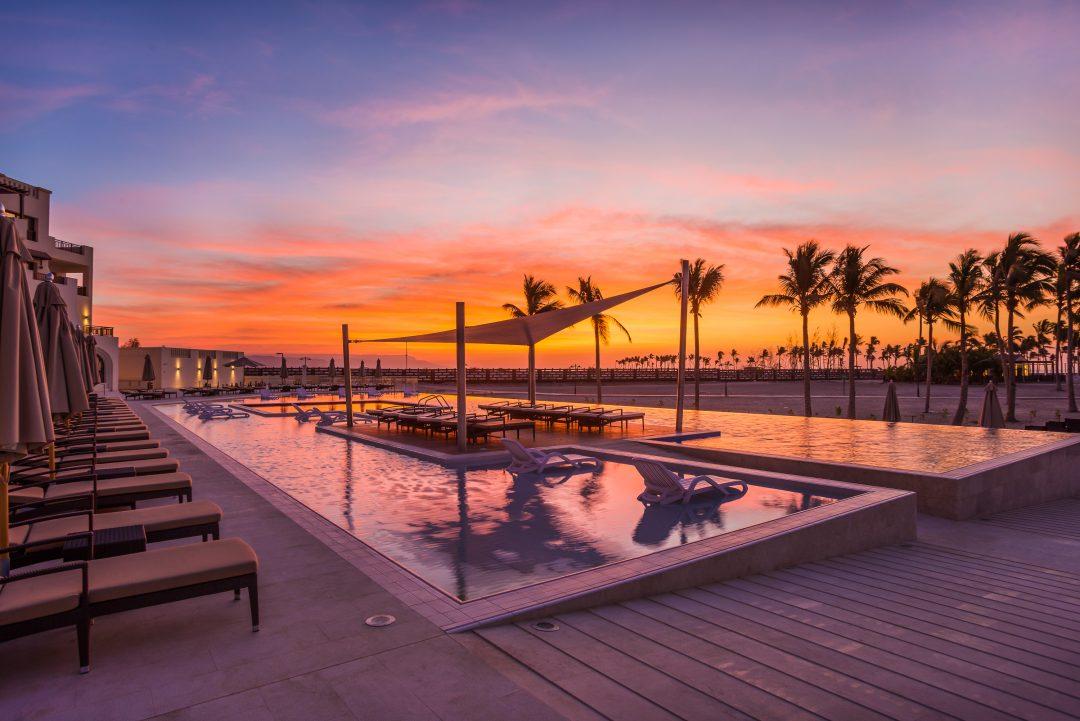 Natale al caldo: il mare dell'Oman