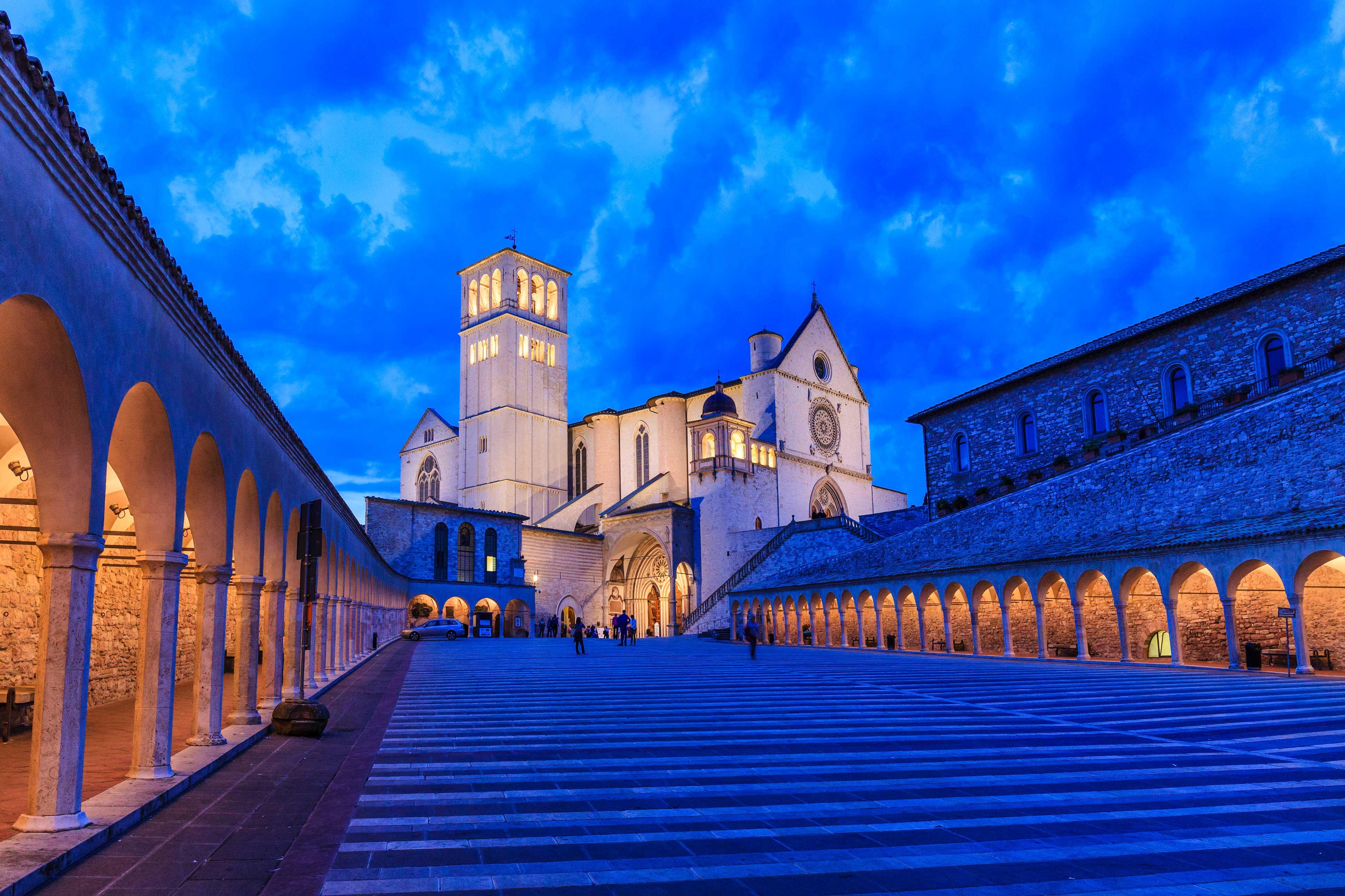 Assisi in arrivo le fertility room gallery immagine 1 for Soggiorno ad assisi