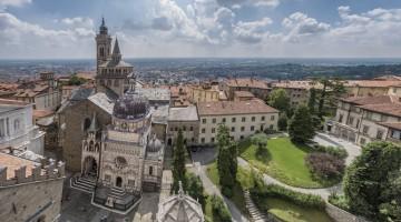Basilica di Santa Maria Maggiore Bergamo, Italy