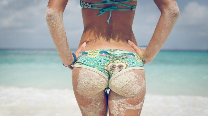 Foto Le parti del corpo più sexy nelle varie culture