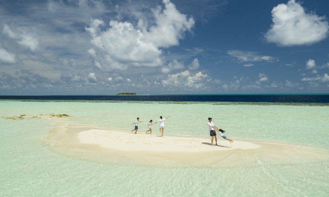Maldive e Dubai, con tutta la famiglia