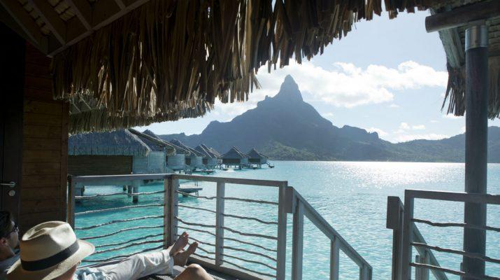 Foto Le Isole di Tahiti: una vacanza a tutto lusso