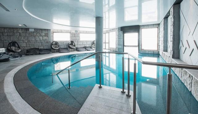 Relax vista neve 30 spa alpine gallery immagine 17 dove viaggi - Hotel corvara con piscina interna ...