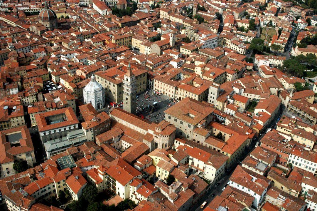 Weekend a Pistoia Capitale Italiana della Cultura 2017