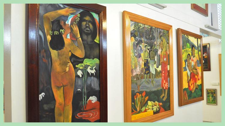Le Isole di Tahiti nell'arte e al cinema, da Gauguin a Marlon Brando