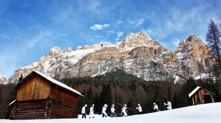 Foto Alta Badia: neve, sci e chef stellati