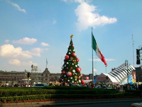 Città del Messico: come festeggiare a Natale e Capodanno
