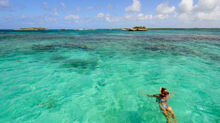Foto Antigua: mare, spiagge e Carnevale