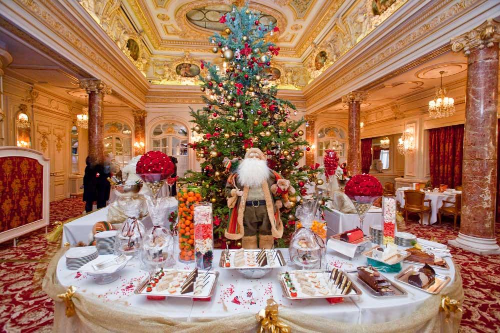 Monte-Carlo: Natale in Costa Azzurra