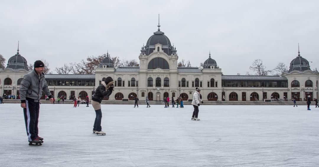 Le piste di pattinaggio più belle del mondo