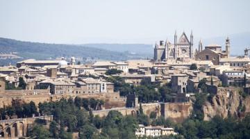 Orvieto view- Umbria