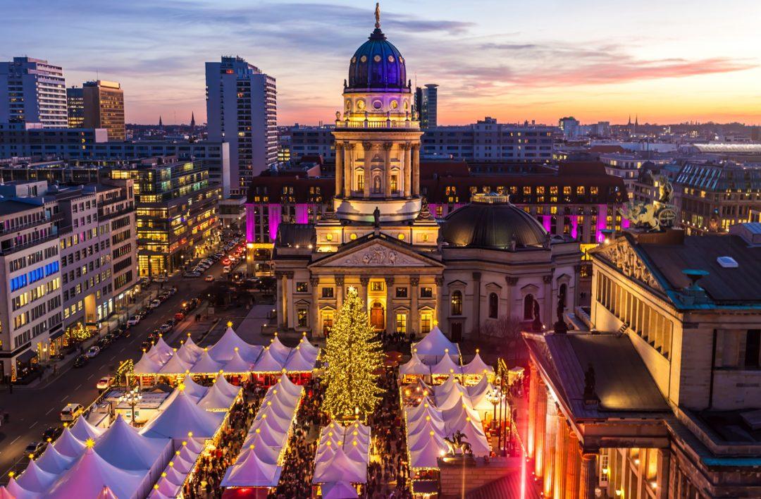 Natale e Capodanno a Berlino: indirizzi e dritte per festeggiare