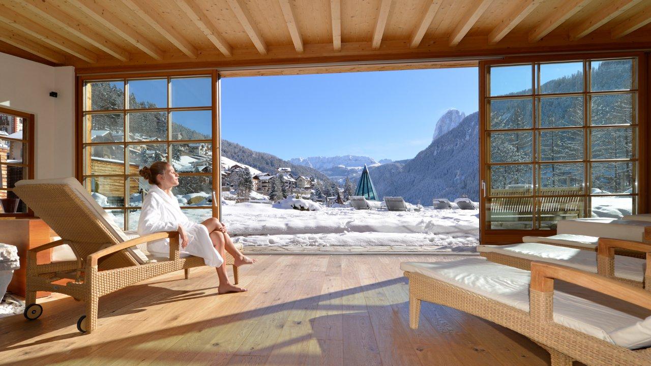 Le 30 spa più belle delle Alpi