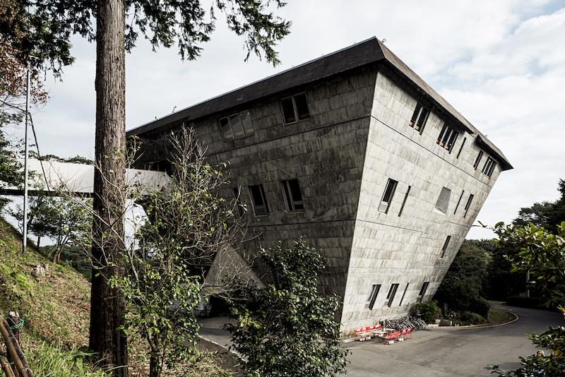 Le architetture più soprendenti del Giappone
