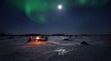 Aurora boreale a  Kalajoki_6830