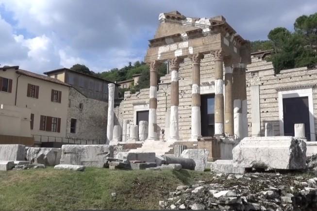 Museo Santa Giulia Brescia.Brescia Alla Scoperta Di Santa Giulia Indietro Nel Tempo Dove Viaggi