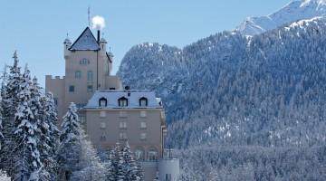 Tivigest, Schloss Hotel, Pontresina, Herr Cipriani