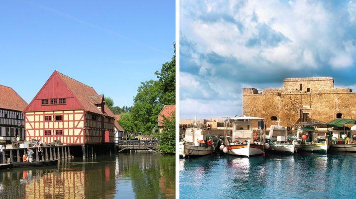 Foto Aarhus e Pafos: le capitali europee della cultura 2017