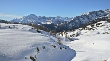 Neve in Valmalenco