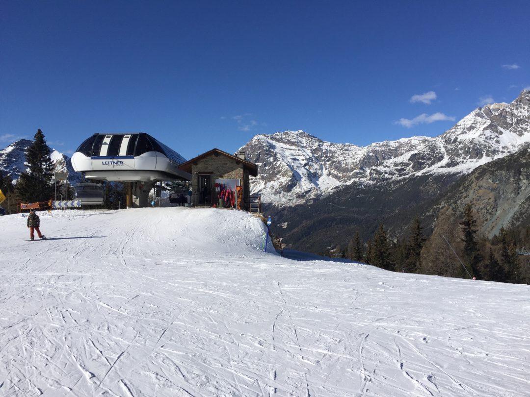 I treni della neve: in Lombardia si scia con Trenord
