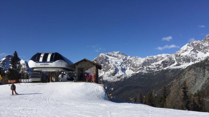 Foto I treni della neve: in Lombardia si scia con Trenord
