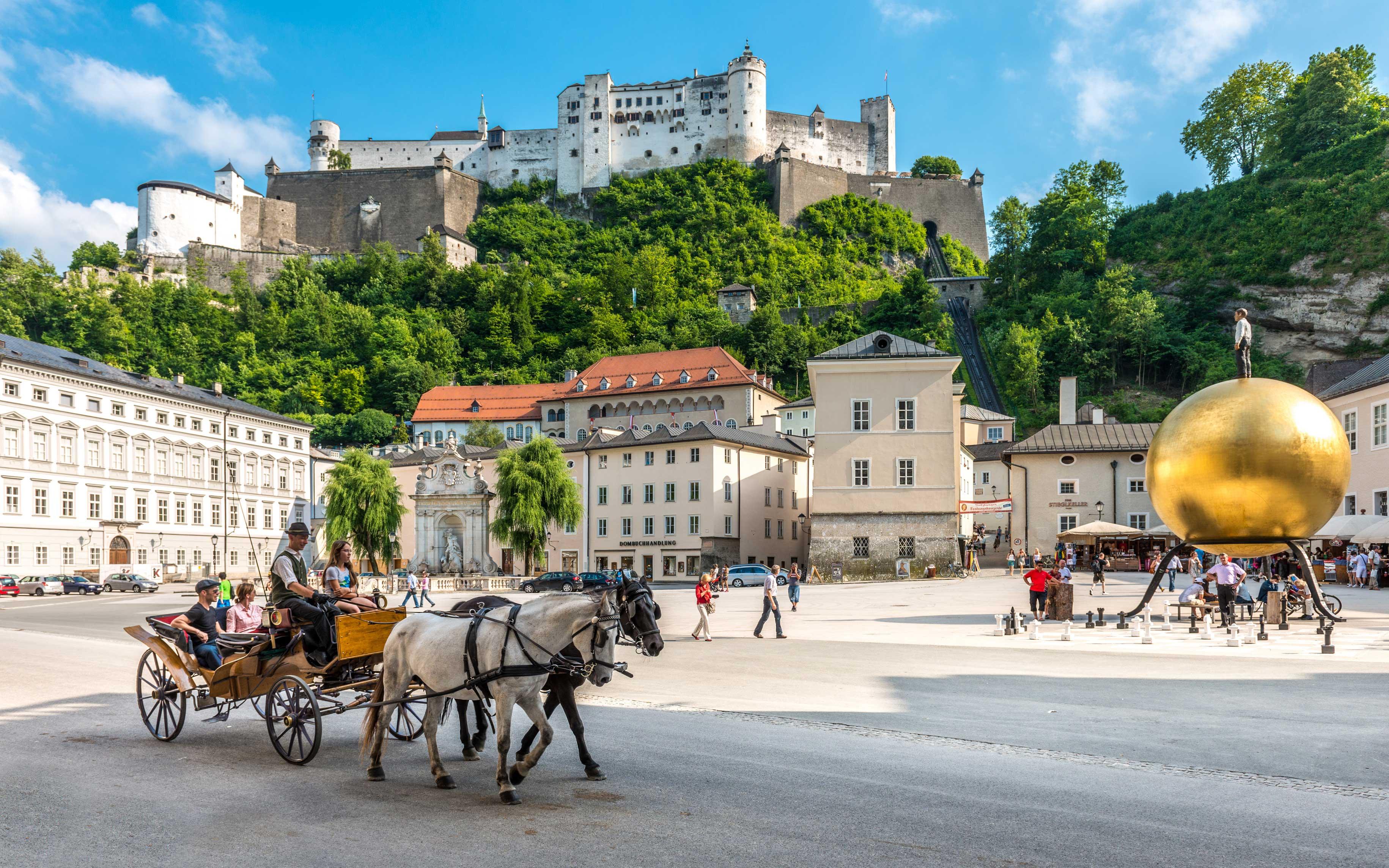 Guida a Salisburgo e dintorni: tutti i tesori da scoprire